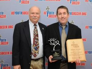 US Youth Soccer Presents Annual Awards