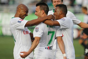 NY Cosmos Open 2014 As They Finished '13