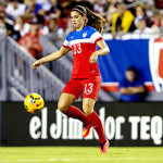 USAs Alex Morgan is Back