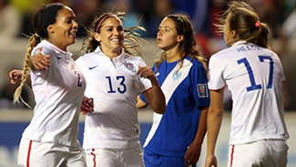 USWNT Wins, But Loses Morgan