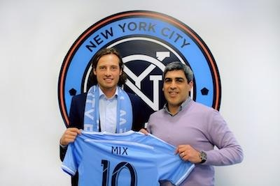Diskerud Signs With New York City FC