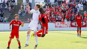 Delicate Provides Equalizer For Kickers Draw