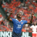 Gyasi Zardes Scored First U.S. Goal