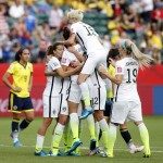 US Women Celebrate Lloyds PK