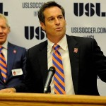 Harkes First Head Coaching Position