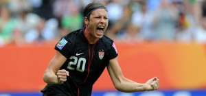 Abby Wambach Announces Her Retirement