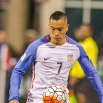 USA's Bobby Wood