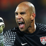 USA Veteran Goalkeeper Tim Howard
