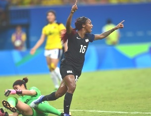 USWNT Advances After Tying Colombia, 2-2