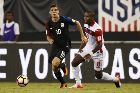 Altidore Scores Two In 4-0 Win Over T&T