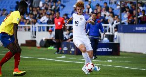 USA Opens U-20 World Cup With A Draw