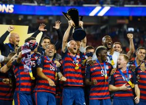 Arena's Team Captures 2017 Gold Cup Title