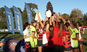 Liberty Picked To Repeat As BSC Women's Champ